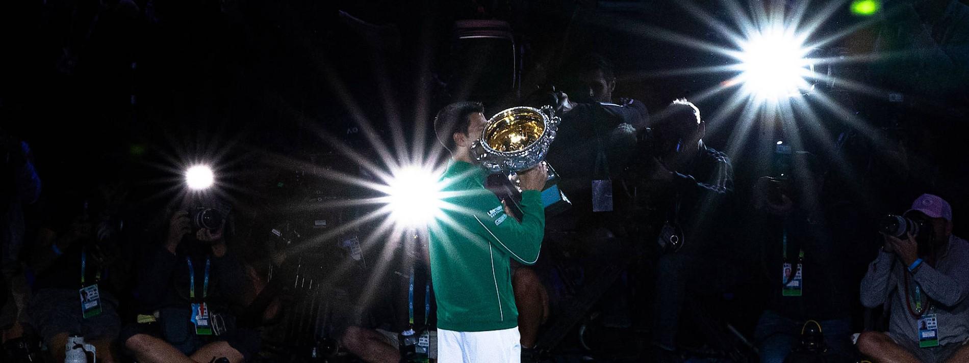Djokovics mächtige Ansage