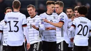 Kommt da noch was vom DFB-Team?