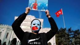 Der folgenschwere Protest des Mesut Özil