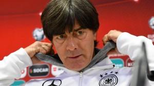 Löw krempelt das DFB-Team um