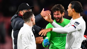 Klopp und Liverpool stürmen Richtung Meistertitel