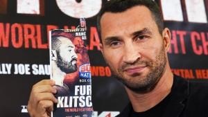 Kein Gegner für Klitschko