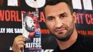 Kein Gegner: Klitschko muss warten, ob Fury noch einmal in den Ring steigt