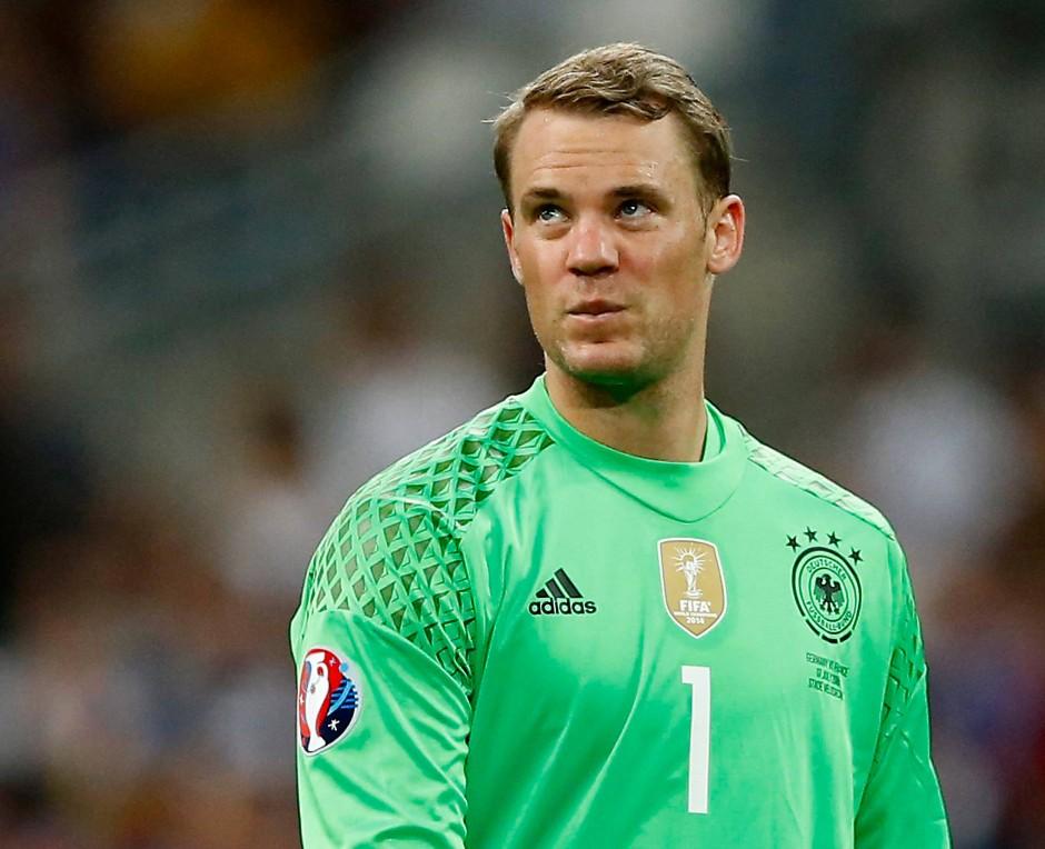 Wann Spielt Manuel Neuer Wieder