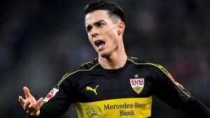 Der fürchterliche Abend des VfB Stuttgart