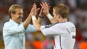 Klinsmann lockt Schweinsteiger nach Amerika