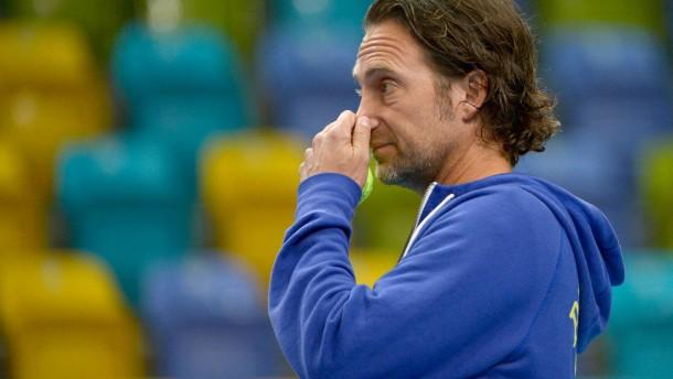 Trennung von Davis-Cup-Teamchef Arriens