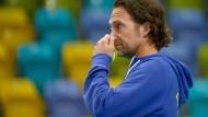 Carsten Arriens ist nicht mehr Bundestrainer der Tennis-Männer