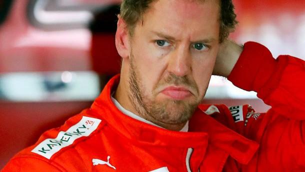 Die ungewisse Zukunft des Sebastian Vettel
