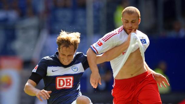 Hamburger SV bleibt ohne Sieg