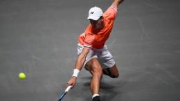 """""""Ich hasse das, dafür spielt man nicht Tennis"""""""