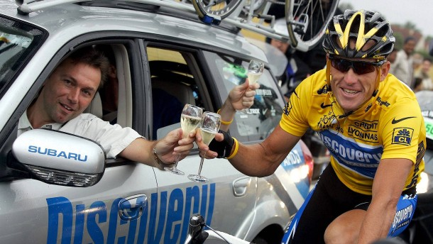 Lebenslang für Armstrongs Helfer