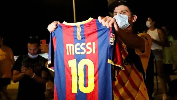 Wut der Fans entlädt sich nach Messis Kündigung