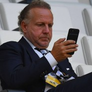 Der oberste Eintracht-Kontrolleur: Aufsichtsratschef Philip Holzer
