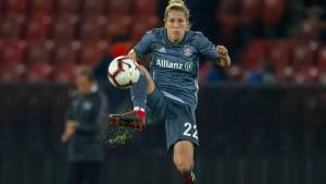 Bayern-Frauen im Viertelfinale
