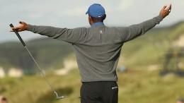 Debakel für Golfstars McIlroy und Woods