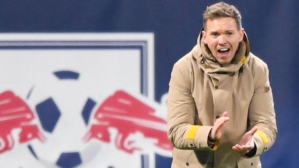 """Nagelsmann sauer auf """"schlampige"""" Leipziger"""