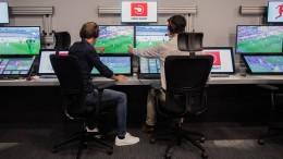 Nutzt die Fifa den Kölner Videobeweis-Keller bei der WM?