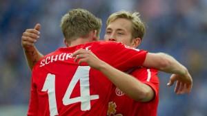Mainz sichert die Europa-League-Teilnahme
