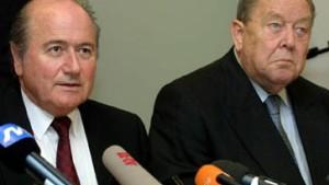 Johanssons finaler Angriff auf Blatter