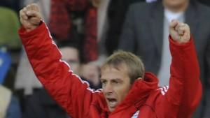 Klose schießt Klinsmann aus der Krise