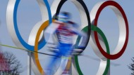 Ob und wie Russland bei Olympia starten darf, ist noch unklar.
