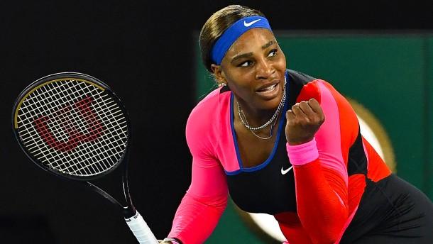 Williams jagt den 24. Titel – Qualifikant im Halbfinale
