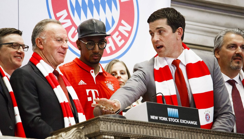 FC Bayern: Rummenigge Why all read the riot act