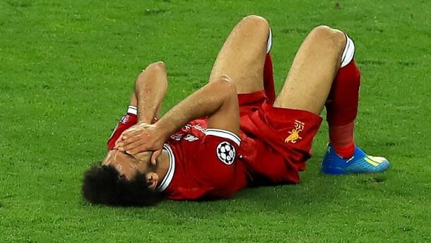 Bittere Tränen und Angst um WM bei Salah