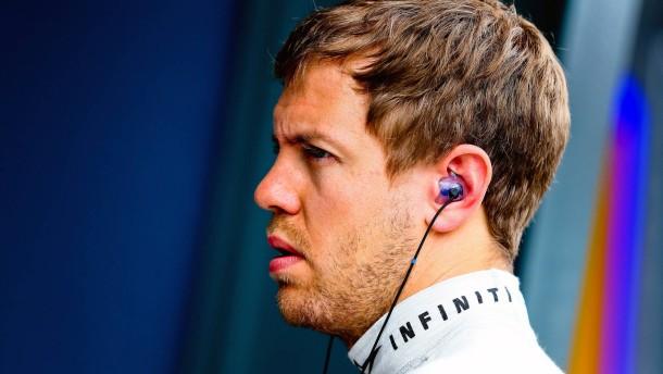 Eine Riesenchance für Vettel