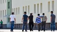 Kosten für Asylbewerber werden zur Chefsache