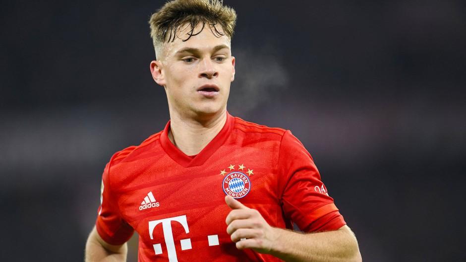 Will seine Energie loswerden und wieder spielen: Bayern-Spieler Joshua Kimmich.