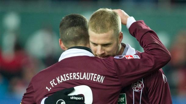 Kaiserslautern gewinnt nicht mehr