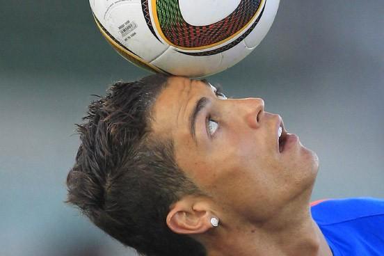 Ronaldo Kopf