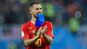 """Courtois und Hazard werfen Frankreich """"Anti-Fußball"""" vor"""