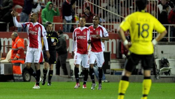 Dortmund verpasst die K.o.-Runde