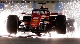 Auch jetzt feilscht und streitet die Formel 1