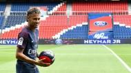 Der 222-Millionen-Euro-Mann: Neymar