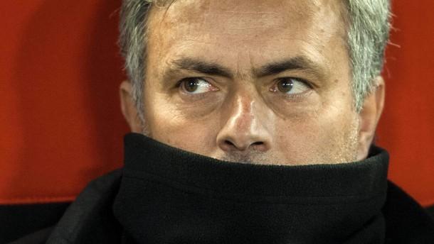 Jose Mourinho muss sich warm anziehen bei Real Madrid