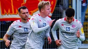 Glückliches Ende für Mainz 05