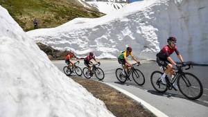 Kolumbianer bezwingt Schweizer Berge