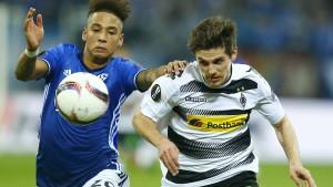 Alles offen zwischen Schalke und Gladbach