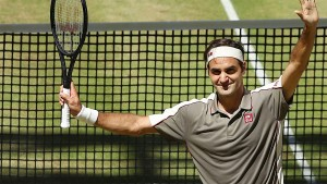 Die reife Leistung des Roger Federer