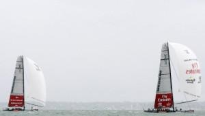 Prestige-Erfolg für Alinghi vor Auckland