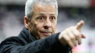 Der Weg für Trainer Favre nach Dortmund ist frei