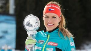 Laura Dahlmeier kann auch verlieren