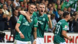 Bremen besiegt Heidenheim – Aue mit unglücklichem Remis