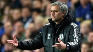 Eine Minute gegen Mourinho