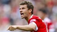 Die beiden Gewinner des FC Bayern