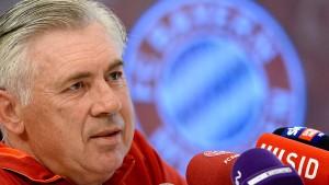 Die beiden Albträume des Carlo Ancelotti